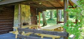 Mõnus istumiskoht kaminaga