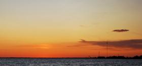 Päikeseloojang Toorakul